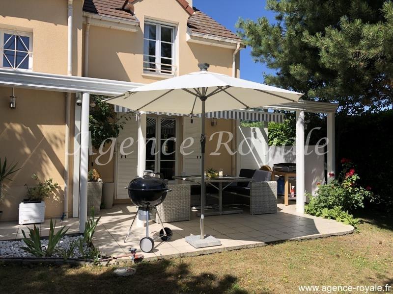 Sale house / villa Orgeval 630000€ - Picture 3