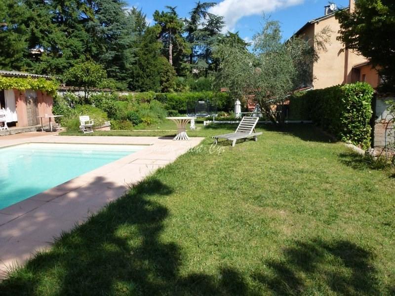 Vente maison / villa St cyr au mont d'or 1095000€ - Photo 9
