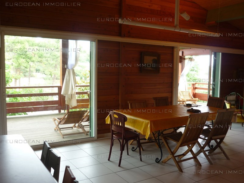 Vacation rental house / villa Lacanau-ocean 1 110€ - Picture 2