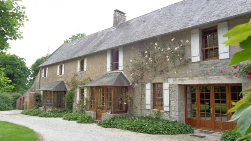 Verkauf von luxusobjekt schloss Isigny sur mer 934500€ - Fotografie 5