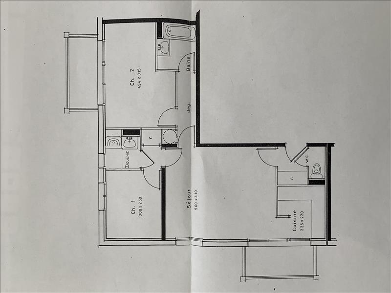Vente appartement Deauville 275600€ - Photo 8