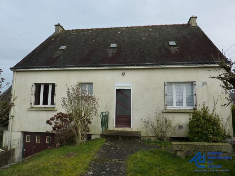 Vente maison / villa Neulliac 90000€ - Photo 1