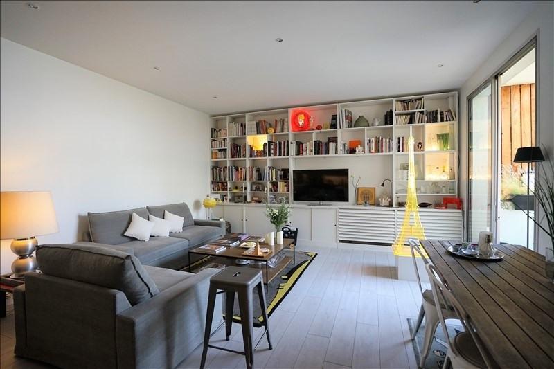 Sale apartment Asnieres sur seine 927000€ - Picture 2