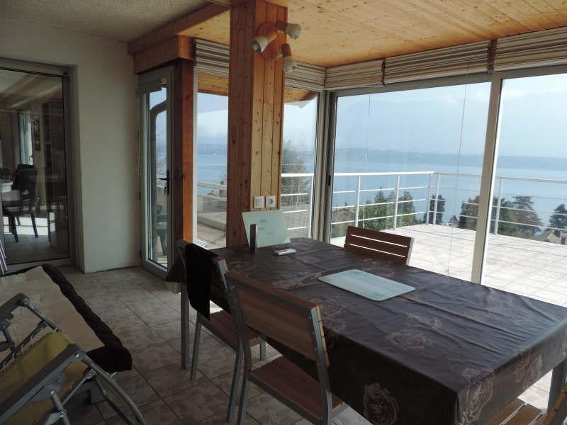 Vente de prestige maison / villa Le bourget du lac 560000€ - Photo 5