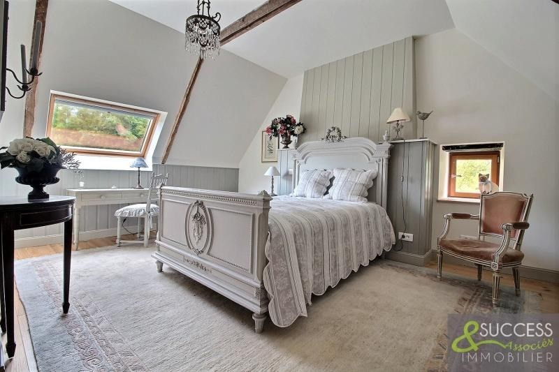 Revenda residencial de prestígio casa Lorient 682500€ - Fotografia 6