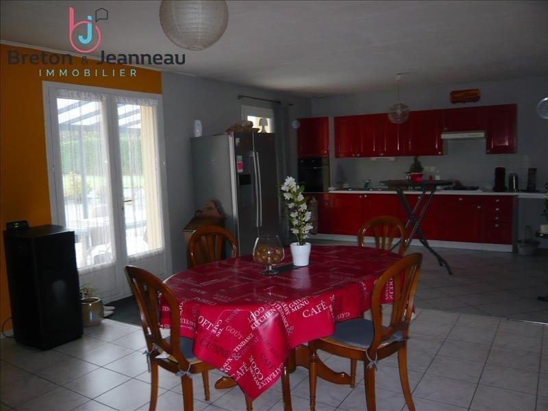 Vente maison / villa St ouen des toits 161200€ - Photo 3