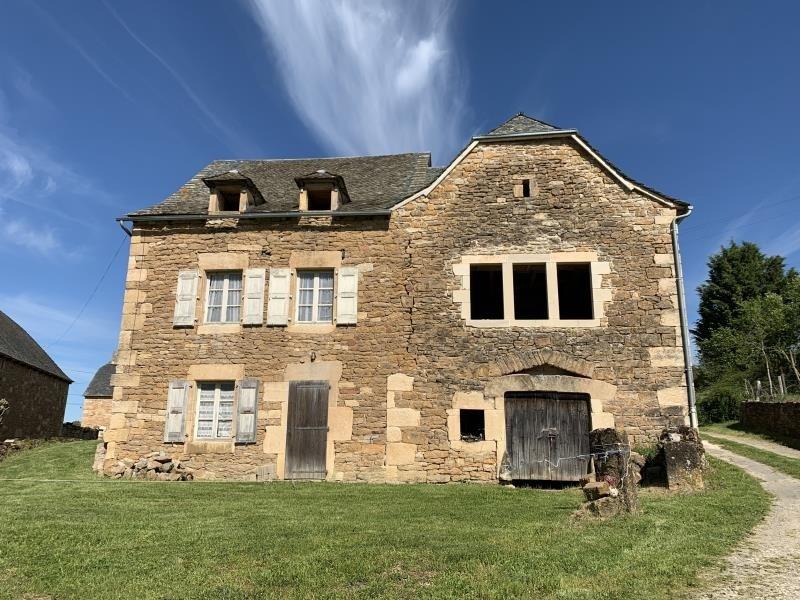 Vente maison / villa Bozouls 109600€ - Photo 1