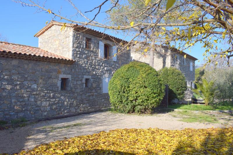Revenda residencial de prestígio casa Fayence 680000€ - Fotografia 27
