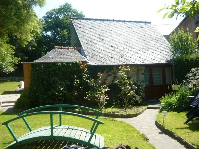 Sale house / villa Antrain 363800€ - Picture 8