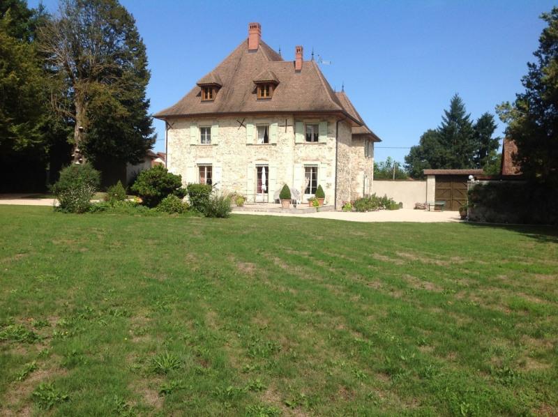Vente de prestige maison / villa Granieu 780000€ - Photo 6
