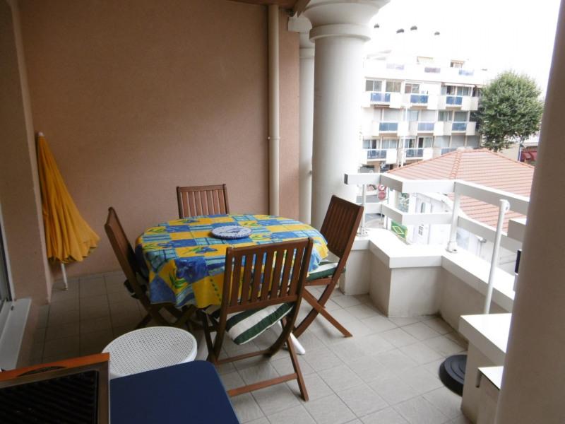 Location vacances appartement Arcachon 450€ - Photo 1