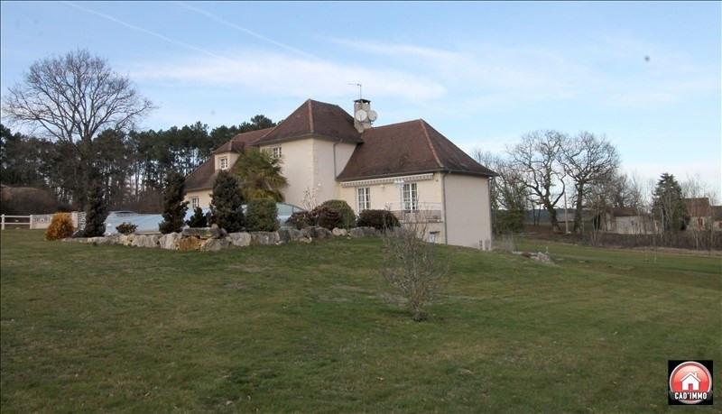 Sale house / villa St jean d eyraud 318000€ - Picture 2