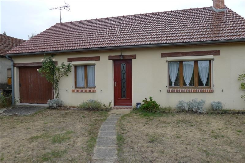 Casa de pueblo 3 piezas