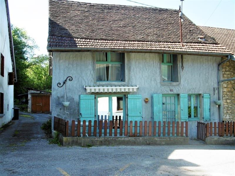 Sale house / villa Chanaz 136000€ - Picture 2
