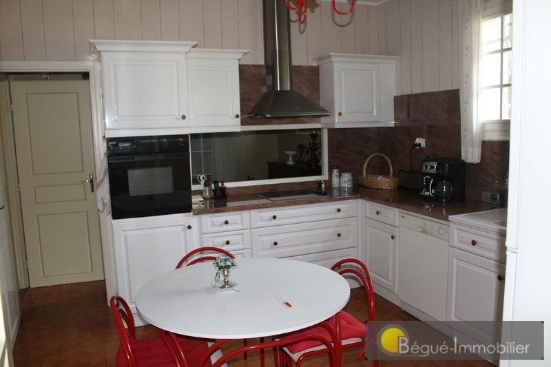 Sale house / villa Pibrac 467000€ - Picture 2