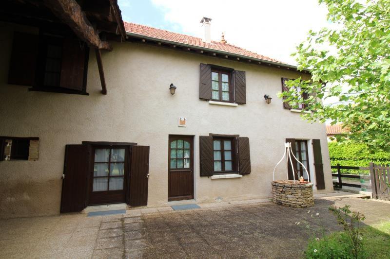 Vente maison / villa La tour du pin 232000€ - Photo 4