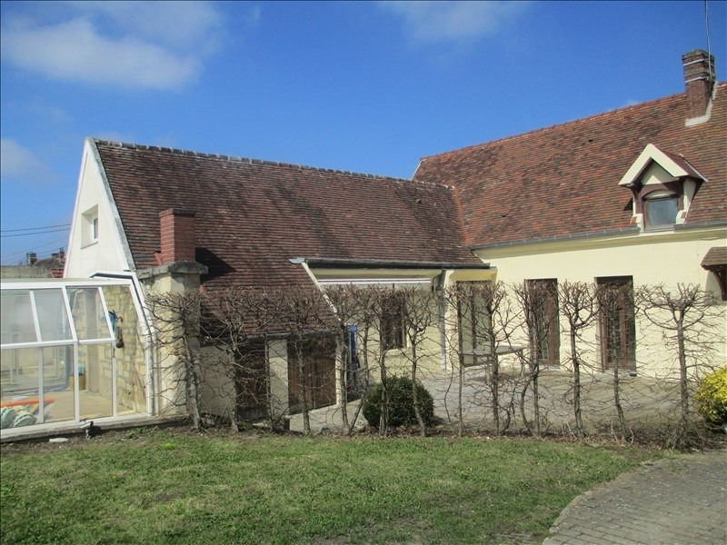 Sale house / villa Neuilly en thelle 349000€ - Picture 1
