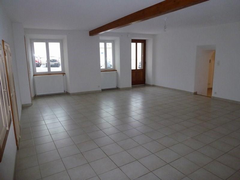 Rental apartment Chateauneuf de galaure 571€ CC - Picture 1