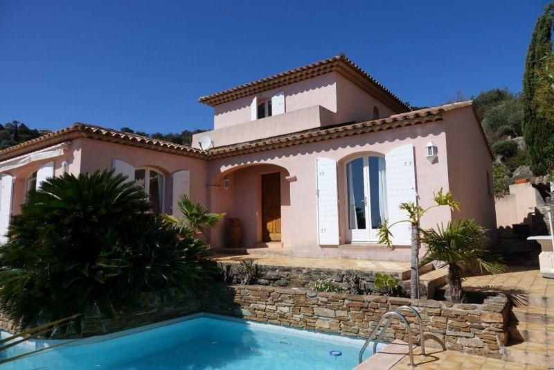 Immobile residenziali di prestigio casa Bormes les mimosas 950000€ - Fotografia 2
