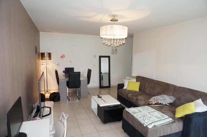 Revenda residencial de prestígio apartamento Vienne 209000€ - Fotografia 3