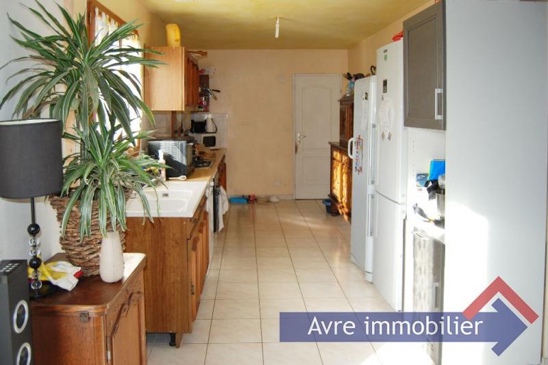 Sale house / villa Verneuil d avre et d iton 145000€ - Picture 4