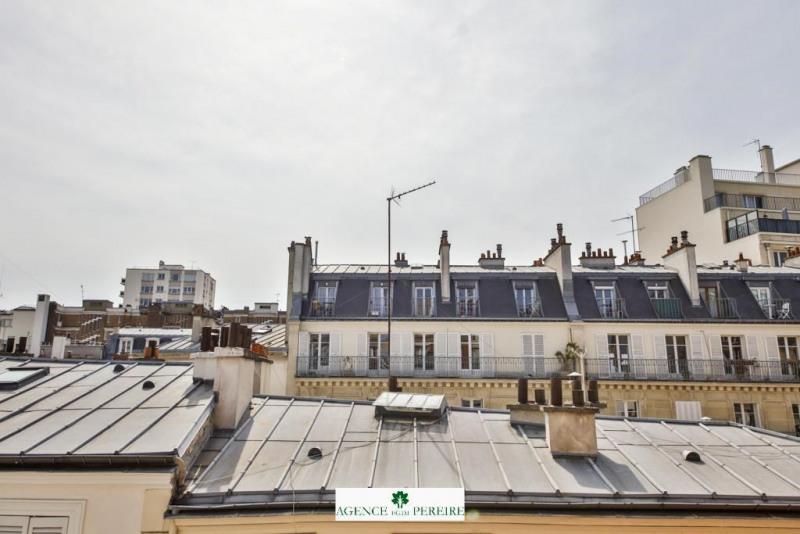 Vente appartement Paris 17ème 649000€ - Photo 2