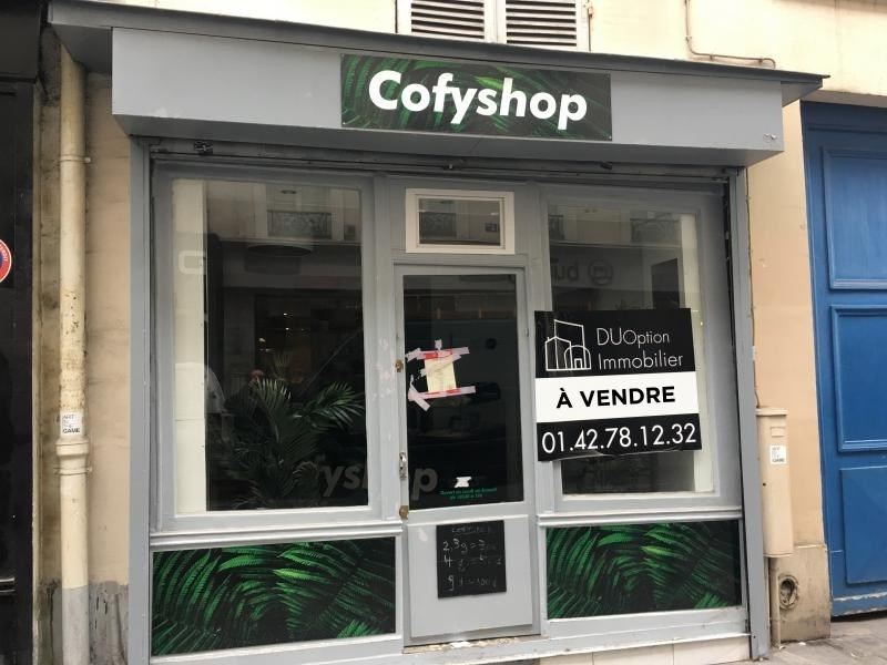 Sale shop Paris 11ème 240000€ - Picture 2