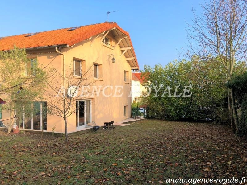 Sale house / villa Chambourcy 495 000€ - Picture 1