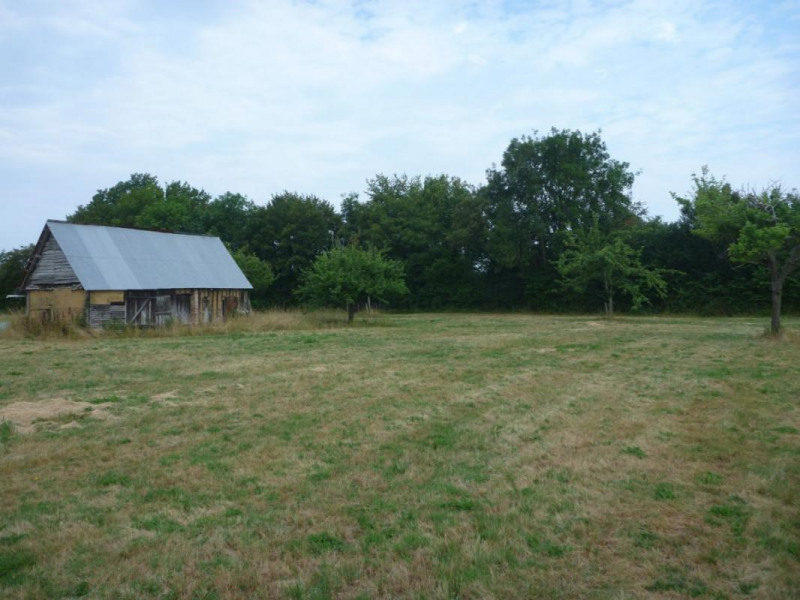 Vente terrain Prêtreville 33 000€ - Photo 1