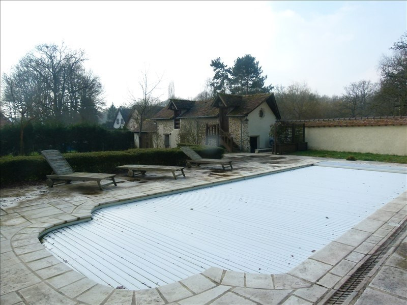 Sale house / villa Conde sur vesgre 470000€ - Picture 3