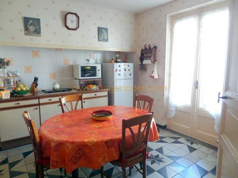 Vendita nell' vitalizio di vita casa Maureilhan 46000€ - Fotografia 5