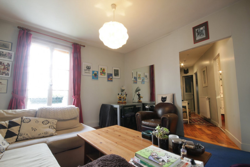 Sale apartment Paris 18ème 507 000€ - Picture 4