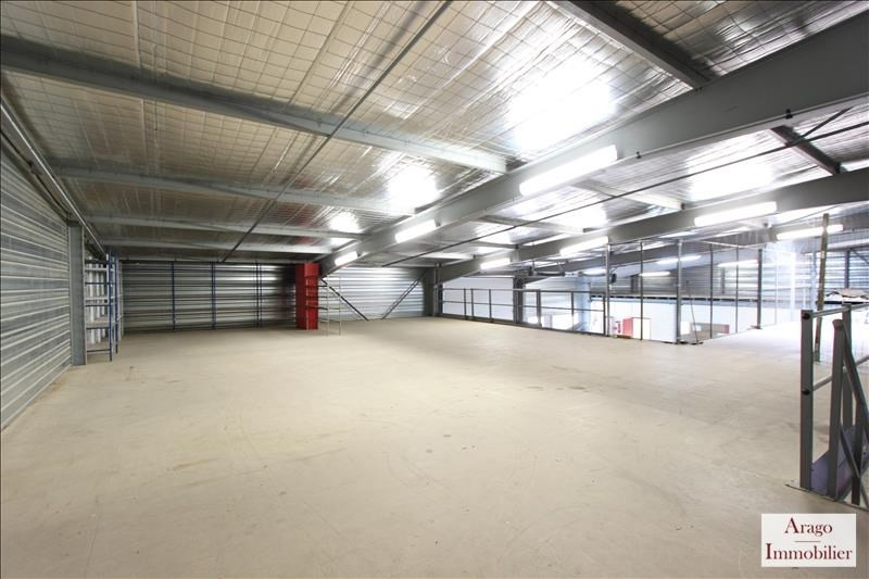 Location local commercial Rivesaltes 2500€ HT/HC - Photo 5