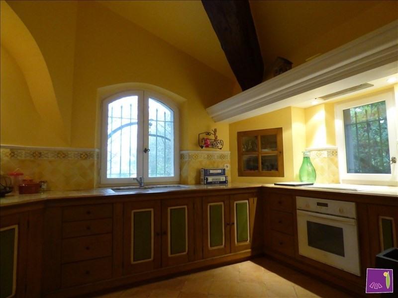 Verkoop van prestige  huis Uzes 664000€ - Foto 12