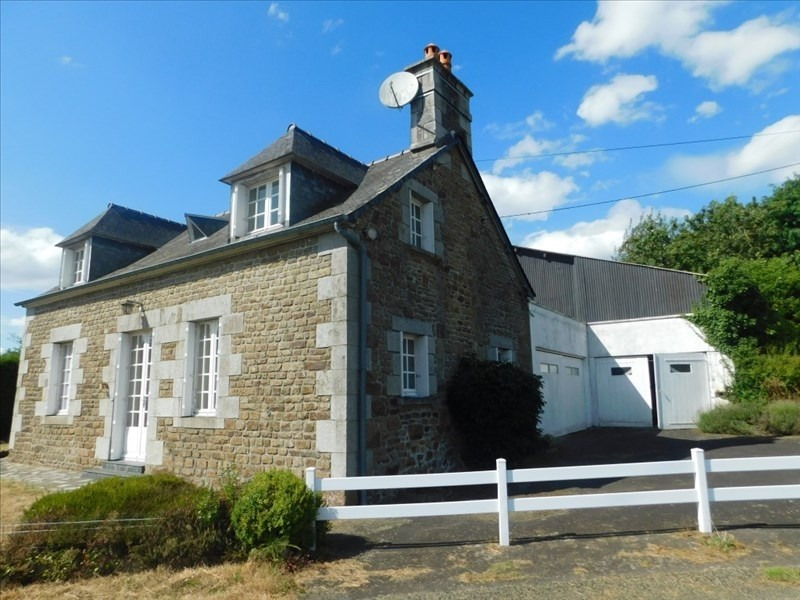Sale house / villa St mars sur la futaie 114400€ - Picture 1
