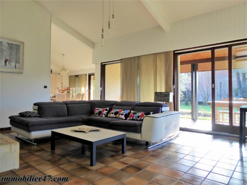 Vente maison / villa Ste livrade sur lot 279000€ - Photo 2