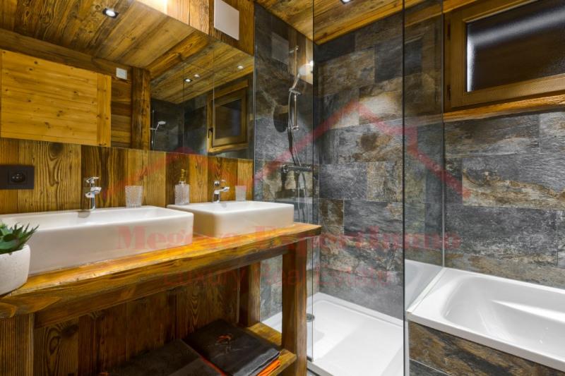 Vente de prestige maison / villa Megeve 1450000€ - Photo 6