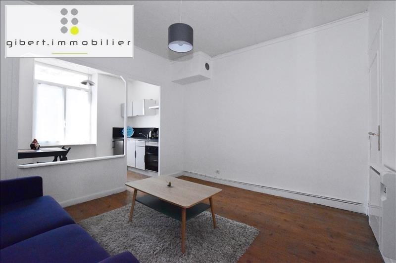 Vente appartement Le puy en velay 62500€ - Photo 1