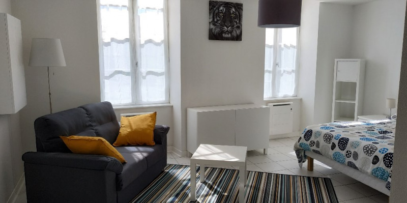 Rental apartment Aire sur l adour 390€ CC - Picture 1