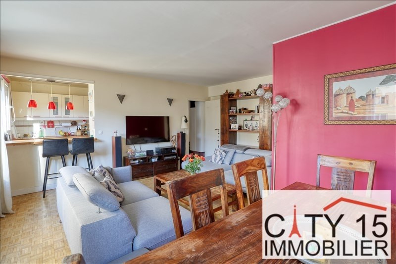Venta  apartamento Paris 15ème 689000€ - Fotografía 1