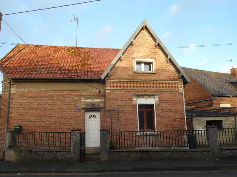 Location maison / villa Hargicourt 580€ +CH - Photo 1