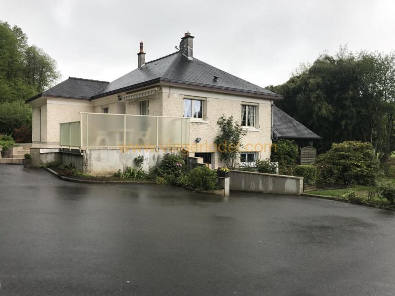 Vitalicio  casa Port-brillet 52500€ - Fotografía 1