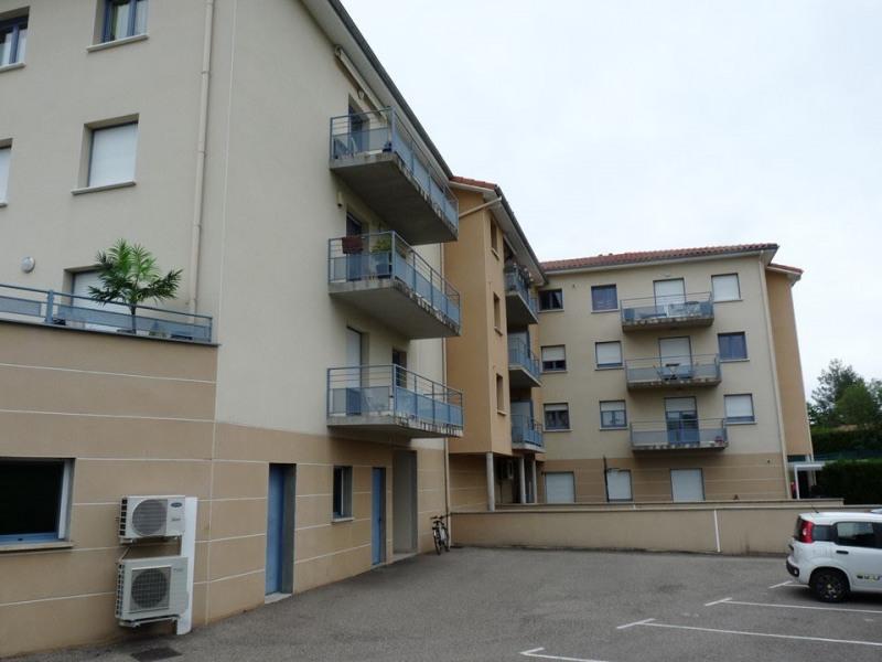 Verkoop  appartement Roche-la-moliere 119000€ - Foto 1