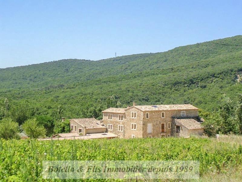 Vente de prestige maison / villa Uzes 985000€ - Photo 1