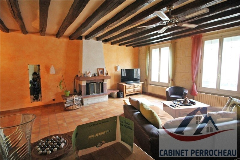 Vente maison / villa Savigny sur braye 176000€ - Photo 2