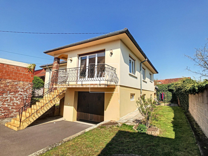 Revenda casa Marlenheim 282150€ - Fotografia 14