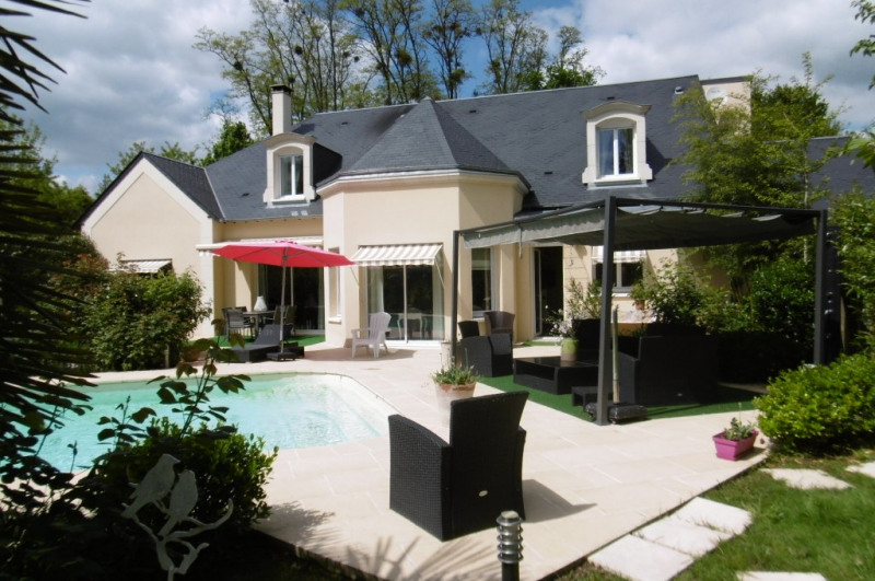 Deluxe sale house / villa Yvre l eveque 655 200€ - Picture 1