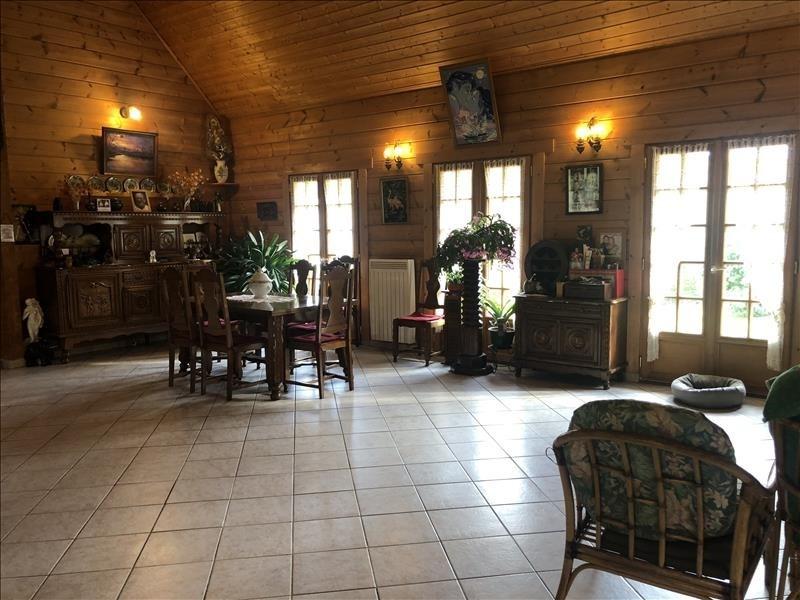 Sale house / villa Pont audemer 312000€ - Picture 5