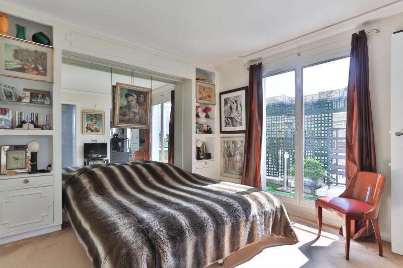 Vente de prestige appartement Paris 16ème 1180000€ - Photo 8