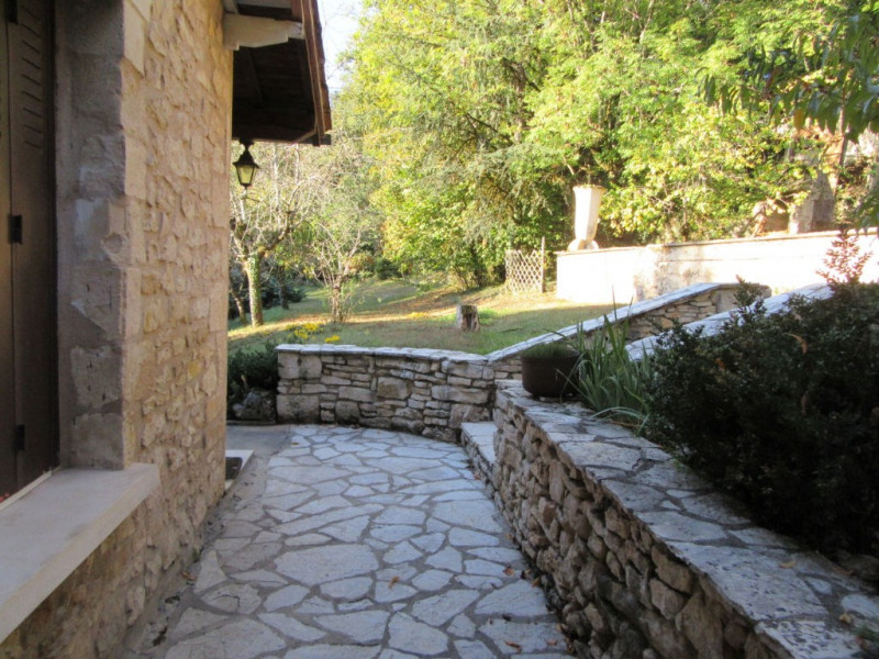 Sale house / villa Savignac les eglises 71 500€ - Picture 1